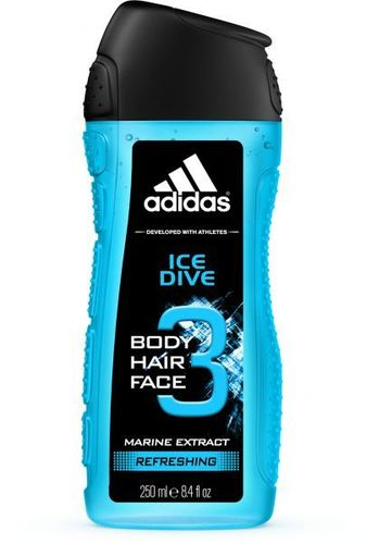 Adidas Ice Dive gel douche