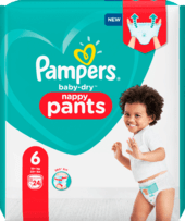 Pampers Baby Dry Pants Taille 6