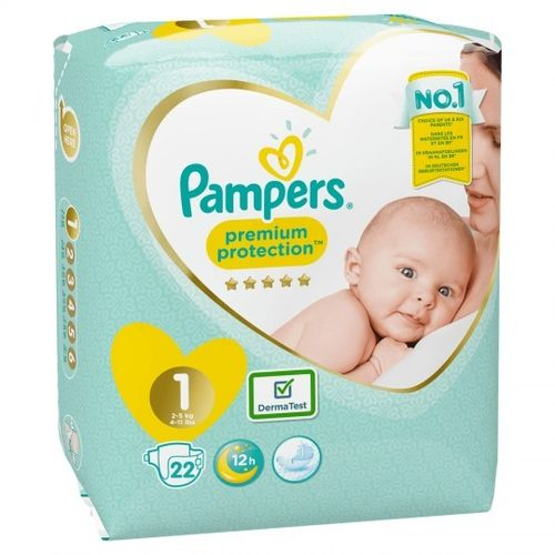 Pampers New Born Taille 1