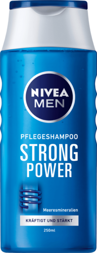 Nivea Men Strong power shampoing