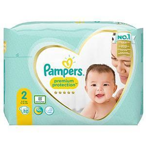 Pampers Prenium Protection Taille 2
