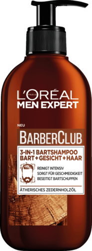 L'Oréal Men expert Barber Club
