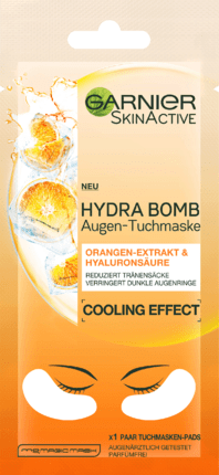 Garnier Hydra Bomb à l'extrait d'orange
