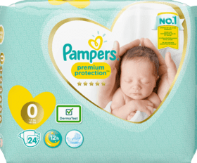 Pampers Premium Protection taille 0