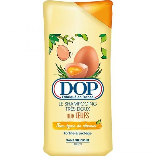 DOP Shampooing aux Oeufs
