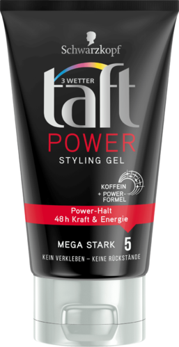 Taft Power Styling Gel